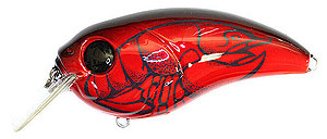 Damiki Brute 70 Square Bill 007 - Red Craw