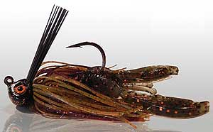 BS Fishing Rock Crawler Jigs Texas Craw