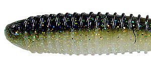 Bass Assassin Boss Shiner 462 - Rainbow Flash