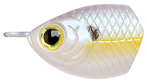 Lucky Craft Bevy Rig Series 250 - Chartreuse Shad