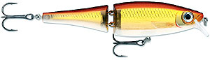 Rapala BX Swimmer GSH - Gold Shiner