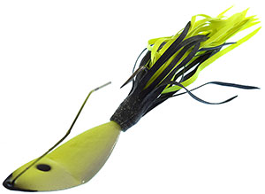 Barney Spoon Chartreuse Shad
