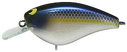 Jackall Bling 55 Chartreuse Shad
