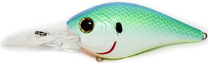 6th Sense Lures Crush 250MD Medium Diving Crankbait Candy Citrus Shad