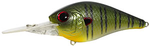 6th Sense Lures Crush 250MD Medium Diving Crankbait Green Sunfish
