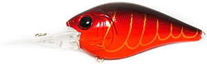 6th Sense Lures Crush 250MD Medium Diving Crankbait Wild Lava Craw