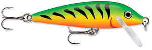 Rapala CountDown Minnow FT - Fire Tiger