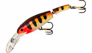 Cotton Cordell Wally Divers 343 - Special Perch