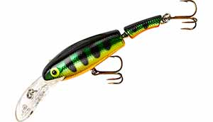 Cotton Cordell Wally Divers 095 - Gold Perch