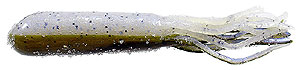 Cruncher Baits Laminated Salty Tubes 306 - Natural Goby