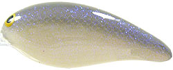 Norman Lures Deep Little N 133 - Lavender Shad