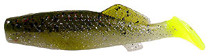 Deadly Dudley Bay Chovey 237 - Frogsbreath Chartreuse Tail