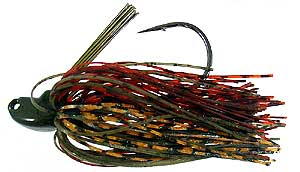 D&L Tackle Bill Lowen's Signature Series Swim Jig Enema