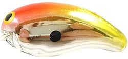 Norman Lures Deep Tiny N 006 - Chrome Clown