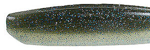 Bass Assassin Elite Shiner Swimbait 314 - Smokin Shad