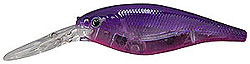 Berkley Frenzy Flicker Shad Flashy Purple Candy
