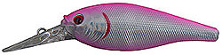 Berkley Frenzy Flicker Shad Hot Pink