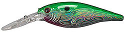 Berkley Frenzy Flicker Shad Slick Green Pearl