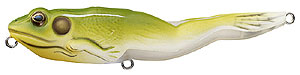 Koppers  Live Target Walking Frog 513 Bright Green
