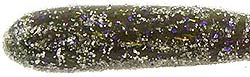 Strike King Coffee Tubes 13 Green Pumpkin Purple & Gold Flake