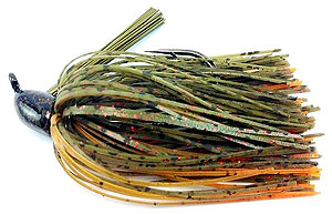 Fat Sack Tackle Finesse Jig 12 - West Coast Craw