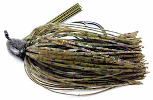 Fat Sack Tackle Finesse Jig 13 - Fall Craw