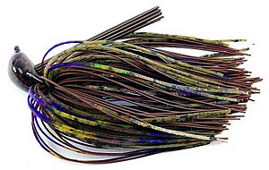 Fat Sack Tackle Rock Crawler Jig 19 - Bad Boy Craw