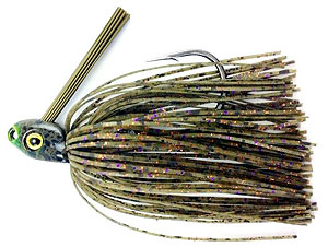 Fat Sack Tackle Switch Blade Swim Jig 13 - Fall Craw
