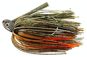 Fat Sack Tackle Swim Jig 12 - West Coast Craw
