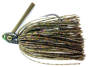 Fat Sack Tackle Swim Jig 13 - Fall Craw
