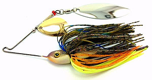 Fat Sack Tackle Ultra Mag Spinnerbait 01 - HR Gill