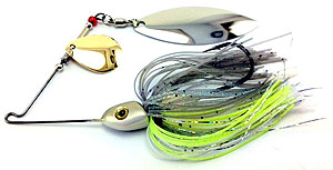 Fat Sack Tackle Ultra Mag Spinnerbait 06 - Anytime Shad