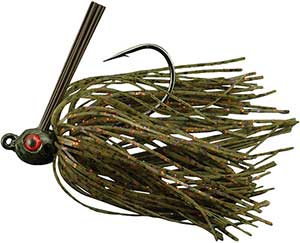 Fat Sack Tackle Flipping Jigs 13 - Fall Craw