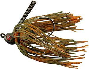 Fat Sack Tackle Flipping Jigs 23 - Spring Craw