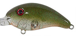 Strike King Pro-Model XD Crankbaits 457 - Rootbeer Sparkle