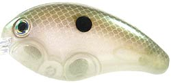 Strike King Pro-Model XD Crankbaits 568 - Green Gizzard Shad