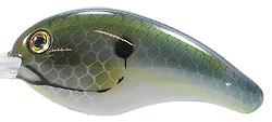 Strike King Pro-Model XD Crankbaits 611 - Reel Shad