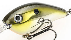 Strike King Pro-Model XD Crankbaits 685 - Silver Tennessee Shad