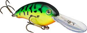 Strike King Pro-Model XD Crankbaits 513 - Fire Tiger