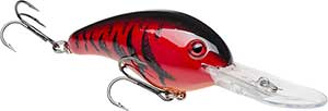 Strike King Pro-Model XD Crankbaits 450 - Delta Red