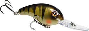 Strike King Pro-Model XD Crankbaits 680 - Yellow Perch