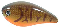 Strike King KVD Square Bill Crankbaits 564 Orange Belly Craw