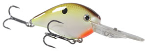 Strike King KVD 1.5 Flat Side Pro-Model Crankbaits 458 - Turtle Shad