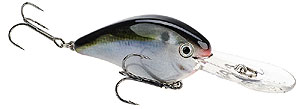 Strike King KVD 1.5 Flat Side Crankbait 699 - Natural Shad