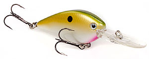 Strike King KVD 1.5 Flat Side Crankbait 517 - TN Shad