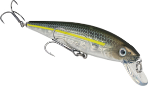 Strike King KVD Slash Bait Jerkbait 585 Sexy Ghost Minnow