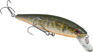 Strike King KVD Slash Bait Jerkbait 663 Natural Bream