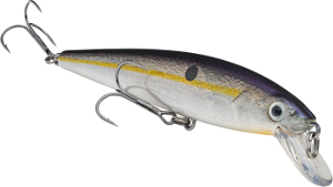 Strike King KVD Slash Bait Jerkbait 682 Crystal Shad