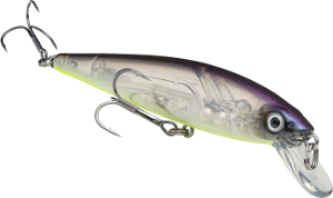 Strike King KVD Slash Bait Jerkbait 683 Strobe Shad