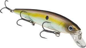 Strike King KVD Slash Bait Jerkbait 652 Summer Sexy Shad